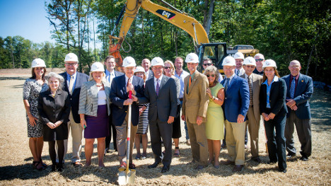 Belair Auto Auction >> Bsc America Breaks Ground On New Bel Air Auto Auction Site