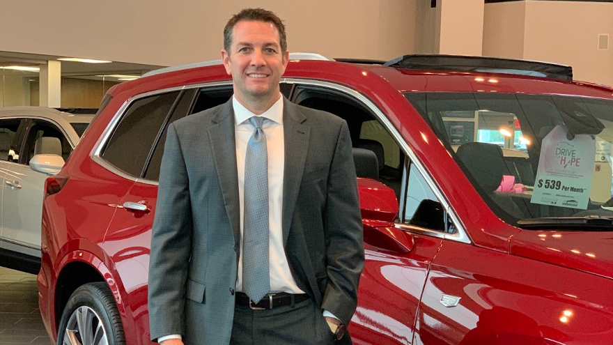 New GM for 3 Ed Morse dealerships   Auto Remarketing
