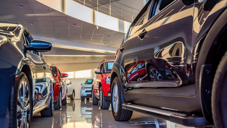 Used-car sales likely up for 5th straight month