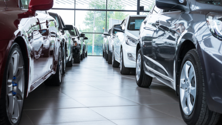 Used Car Dealerships In Atlanta >> Used sales strong in Q2, but dealers less confident about ...