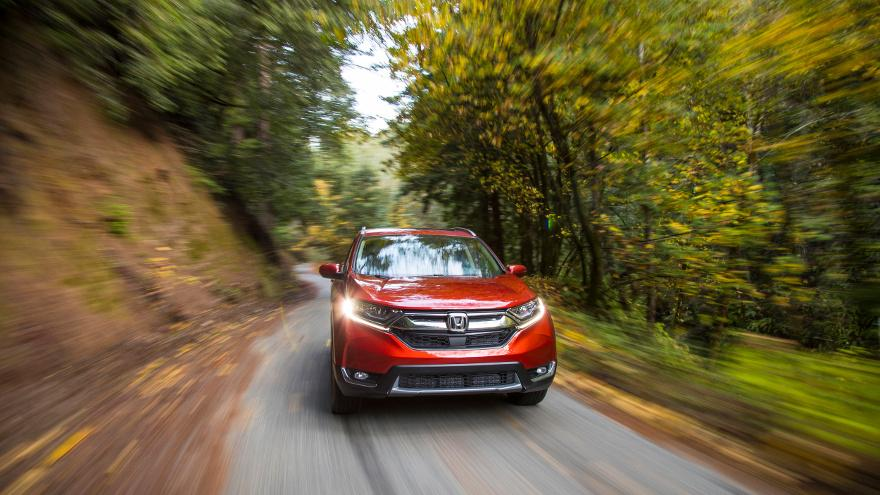 Honda Named Most Reliable Car Brand