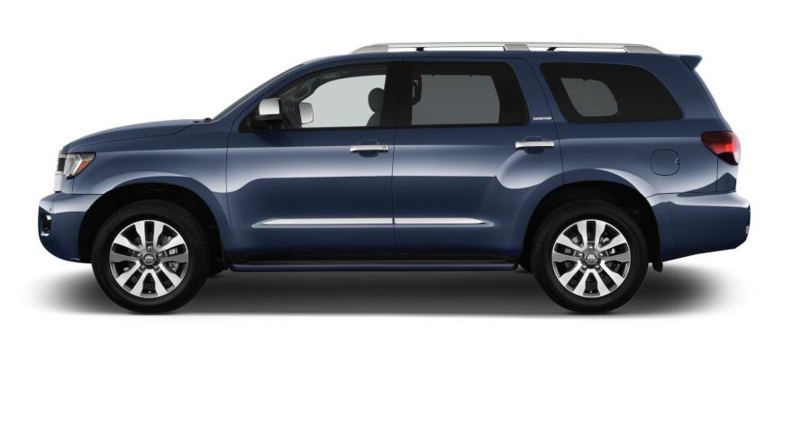 Toyota Large Suv >> The Best Projected 5 Year Retained Value Toyota Lexus Stand Out