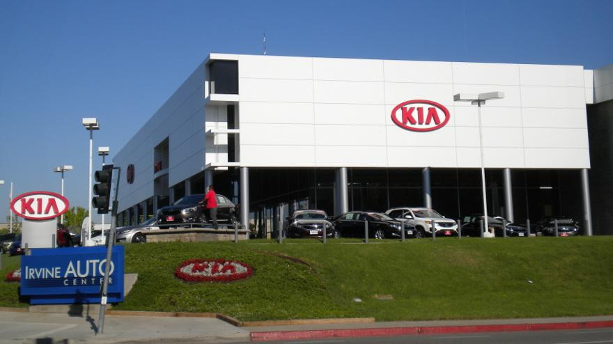 Kia of irvine 2017 cpo dealer of the year auto remarketing for Kia motors irvine ca