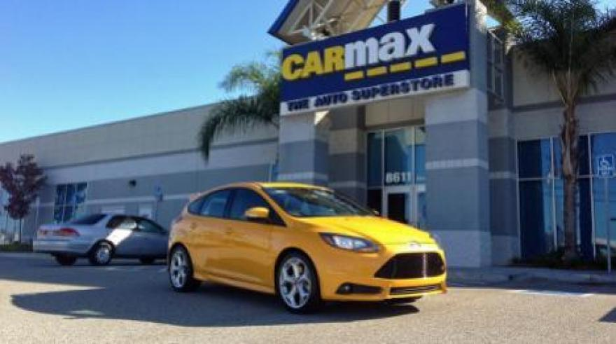 Carmax Auctions To Open New Location This Month Auto Remarketing