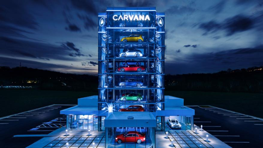 Carvana opens Indy inspection center; expands in ...