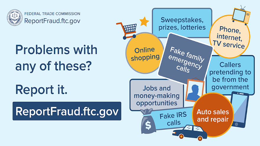 Ftc Launches New Website To Report Consumer Fraud Auto Remarketing
