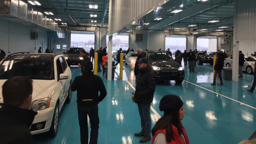 Chicago Car Auction >> Auto Auction Sales Steady At 9 9 Million In 2018 Auto