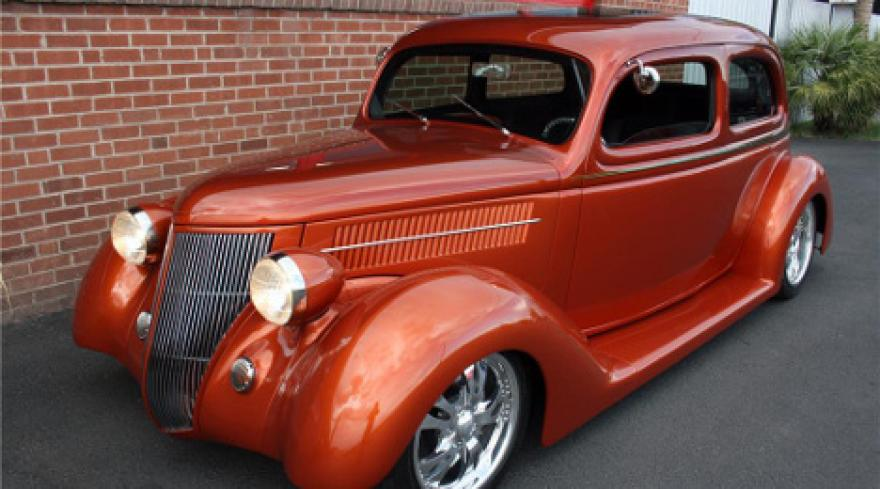 Trio Of Fords Highlights Next Barrett-Jackson Sale