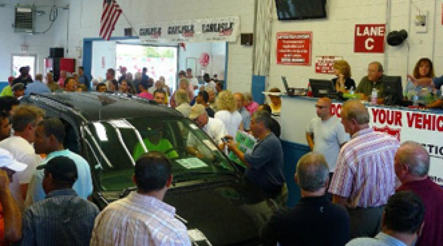 Harrisburg Auto Auction Hosts Charity Auction Raises 30k To