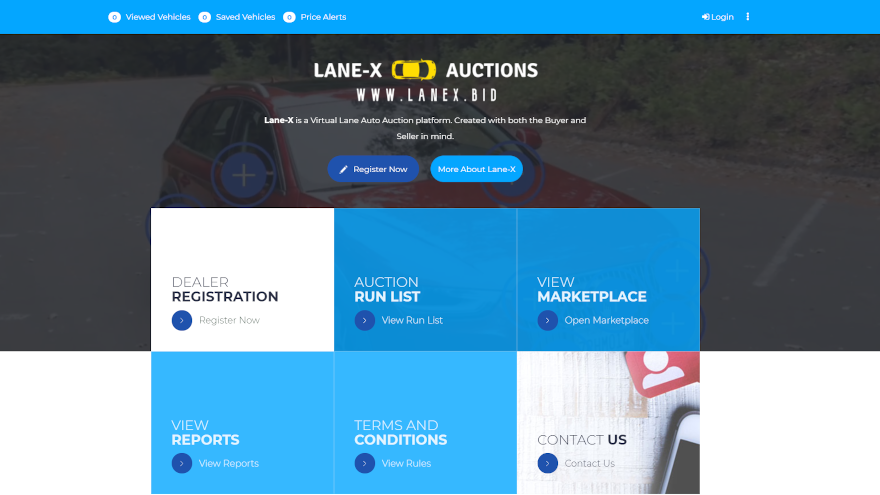 New Online Virtual Auto Auction Offers 360 Degree Condition Reports Auto Remarketing