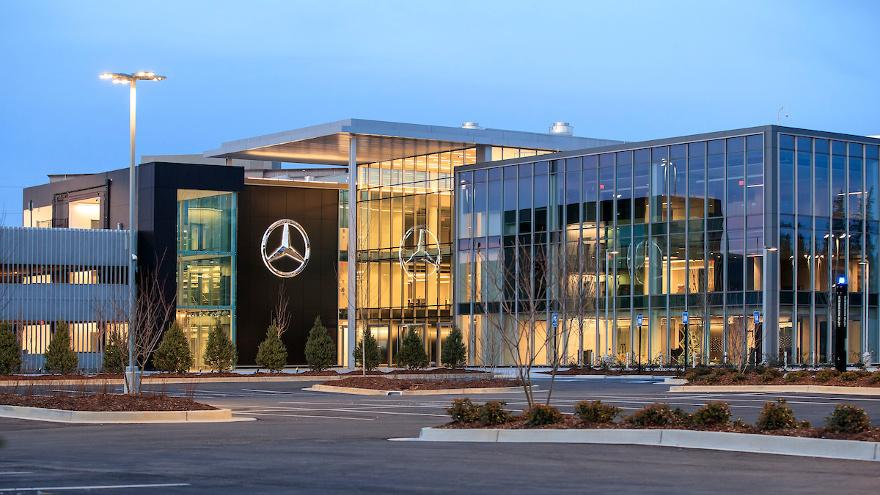 Mercedes benz usa announces atlanta innovation hub launch for Mercedes benz us headquarters
