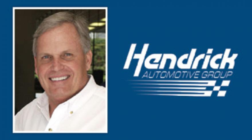 hendrick aligns with long time friend to manage another nc honda store auto remarketing manage another nc honda store