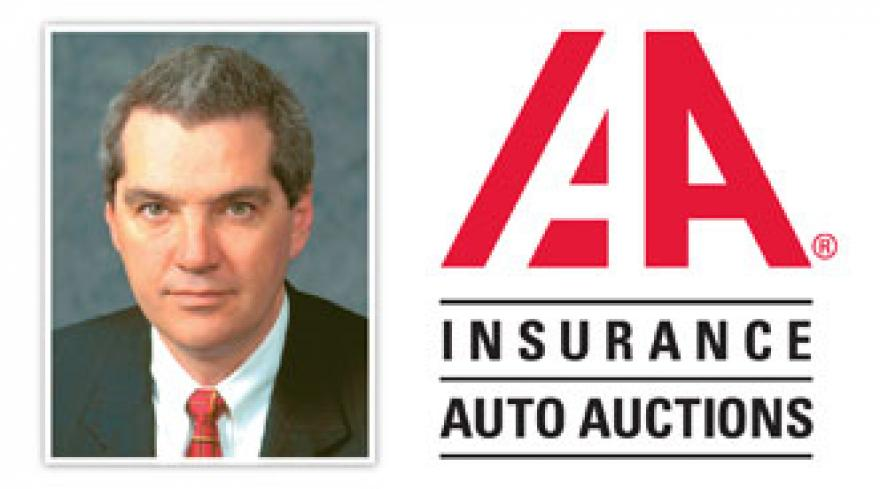 Insurance Auto Auctions Gains New President, O'Brien