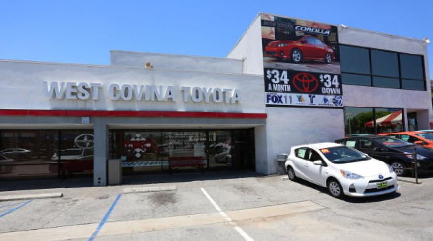 used cars west covina california penske toyota of west. Black Bedroom Furniture Sets. Home Design Ideas