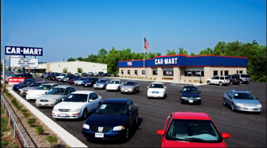 First Choice Auto Sales >> Ongoing adjustments, adoption of GPS impacting Car-Mart ...