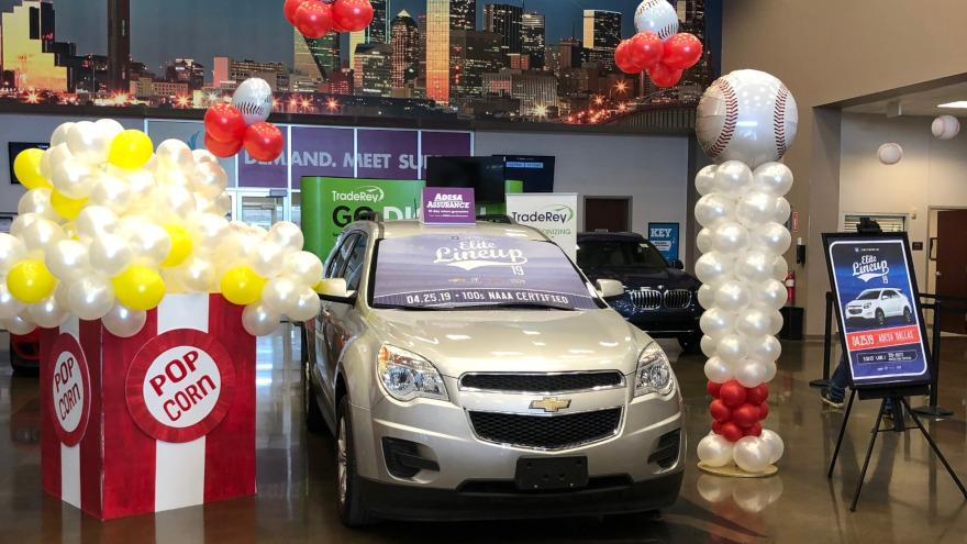 Gm Financial Lease >> Off Lease The Ace Of This Gm Financial Rotation Auto Remarketing