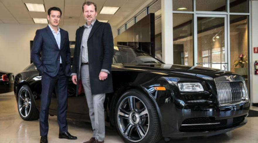 Openroad Ventures Into Us With Luxury Store Acquisition Auto Remarketing