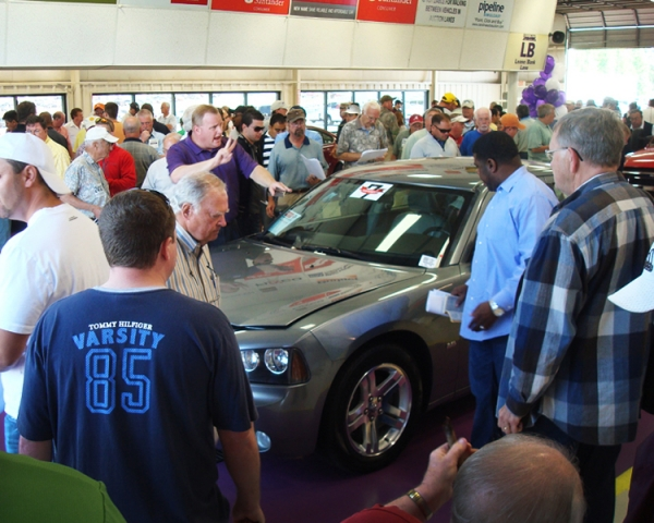 Carolina Auto Auction